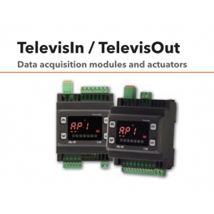 TELEVIS IN - TELEVIS OUT